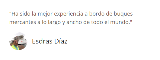 Testimonio de Esdras Díaz
