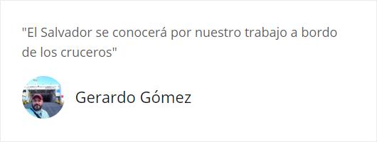 Testimonio de Gerardo Gómez